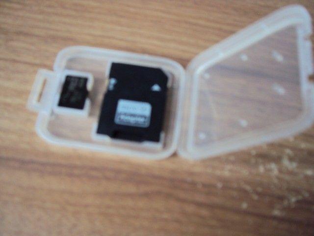 Cartão De Memória Micro Sd Kingston 16gb (6 meses de uso) - Foto 3