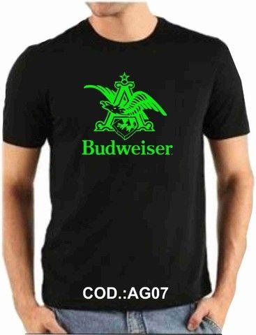 Camiseta Budweiser
