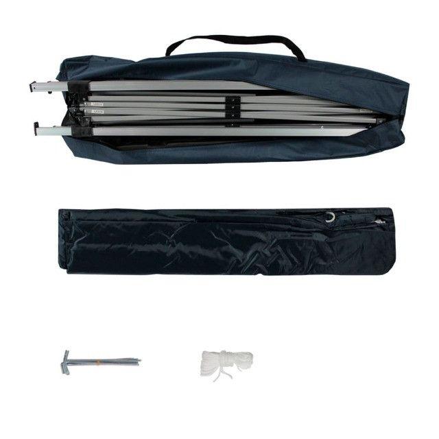 Tenda Gazebo 3x3 Alumínio dobravel Bel Fix - Foto 3