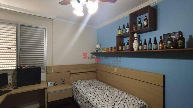 Apartamento com 3 dormitórios à venda, 126 m² por R$ 490.000 - Vila Monteiro - Piracicaba/ - Foto 13