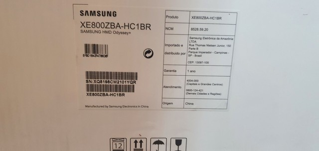 Samsung HMD Odyssey  - Foto 2