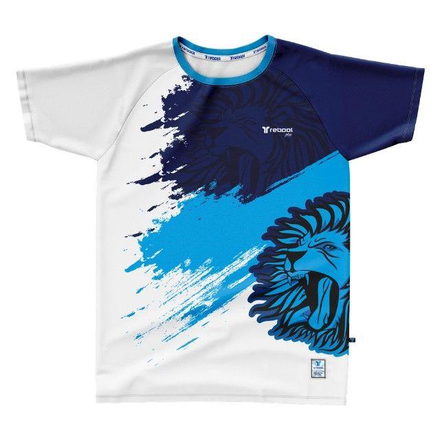 Camisa - Leão Azul