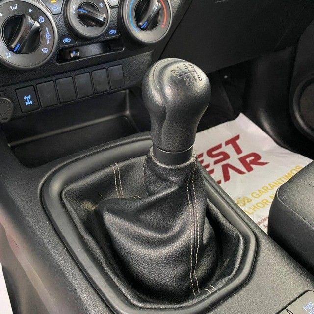 Toyota Hilux 2.8 Narrow 4x4 CD 2018 Diesel Manual (81) 9 9124.0560 Brenda - Foto 7