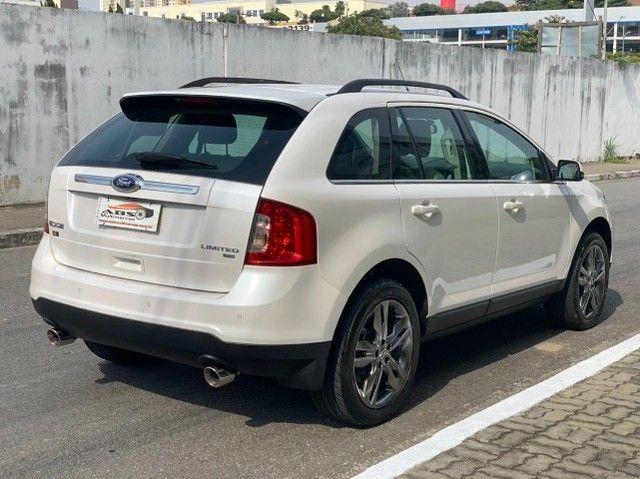 Edge limited 2012 3.5 com baixo km. Carro impecável - Foto 5