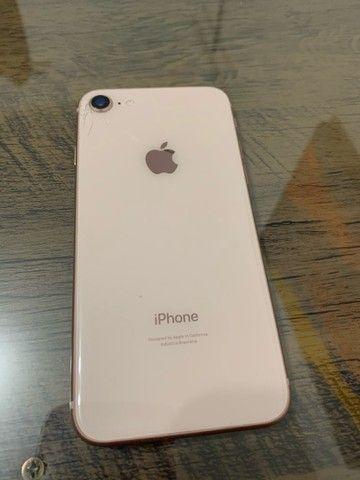 iPhone 8 - Saúde da bateria 90% - Foto 3