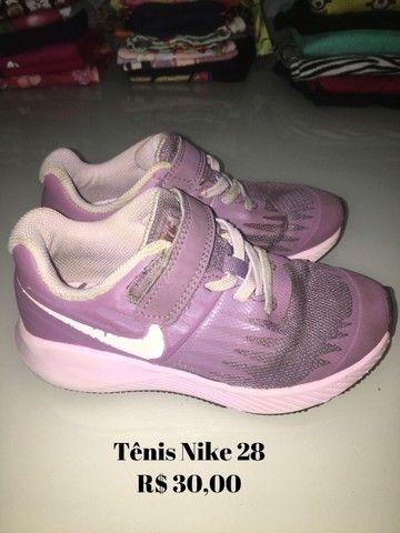 Roupas e calçados menina 3/4 anos - Foto 2