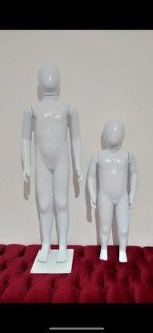 Manequins infantil  - Foto 2