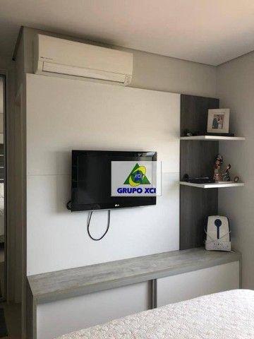 Apartamento com 3 dormitórios à venda, 137 m² por R$ 1.100.000,00 - Alphaville - Campinas/ - Foto 7