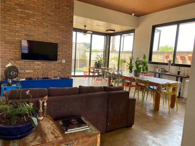 Casa com 3 dormitórios à venda, 230 m² por R$ 1.250.000,00 - Moinho Vermelho - Piracicaba/ - Foto 14