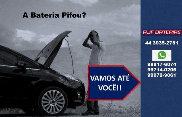 Bateria automotiva 90 amperes hilux - Foto 2