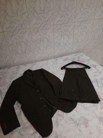 Palitó mais calça em oxiford  - Foto 2