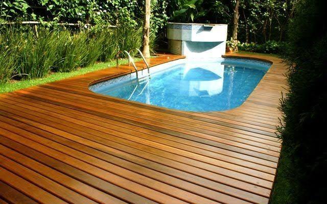Deck de madeira  - Foto 2
