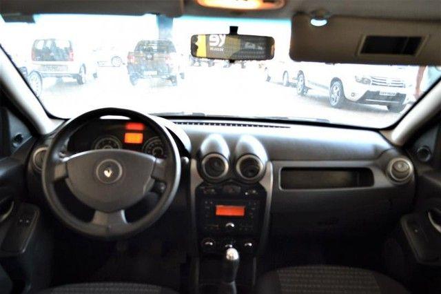 Sandero EXP 1.6 2011/2012 - Foto 9