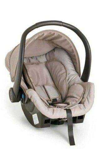 Vendo kit carrinho de bebê galzerano  - Foto 6