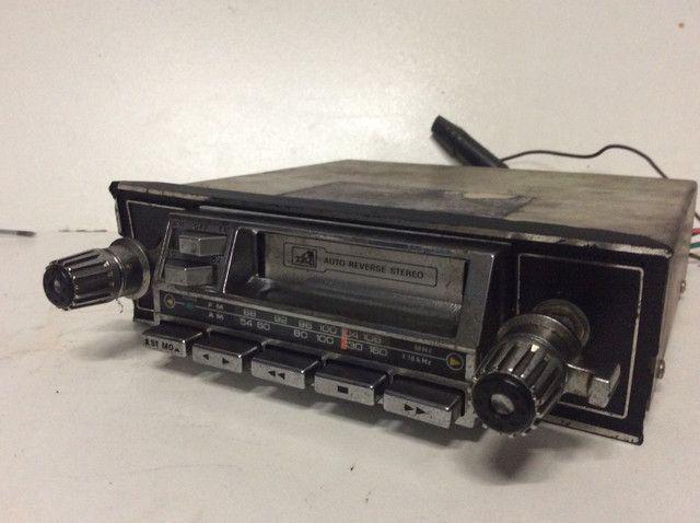 Antigo rádio carro opala fusca Maverick - Foto 2