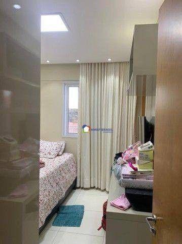 Apartamento com 3 dormitórios à venda, 92 m² por R$ 625.000,00 - Parque Amazônia - Goiânia - Foto 6