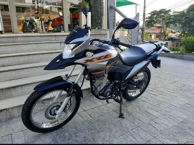 Honda Xre 190 Se Adventure