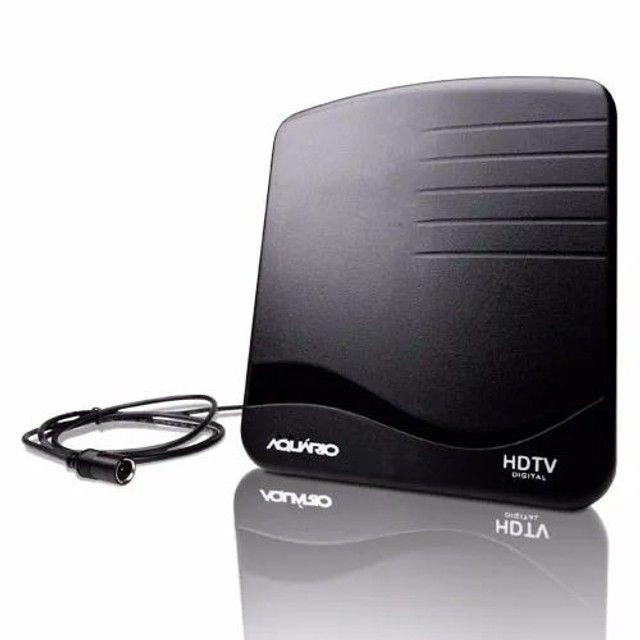 [Imperdível]Antena interna DIGITAL HDTV / 4k ..5 em 1 Aquário. R$65,00 <br> - Foto 2