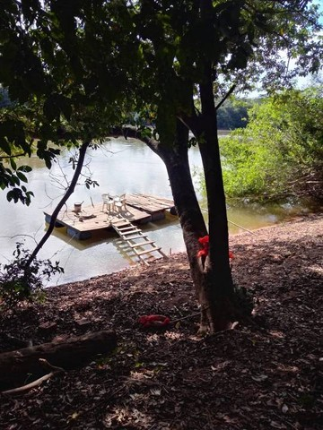 chacara na passagem da conceição em várzea grande com 50 M² de margem de rio - Foto 7