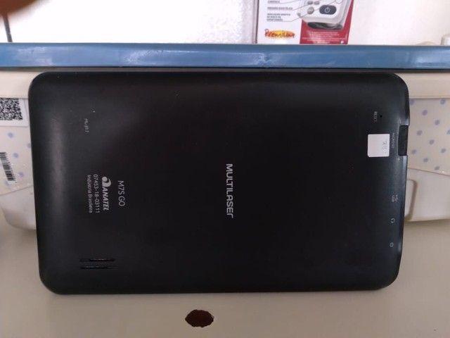 Tablet Multilaser completo - Foto 5