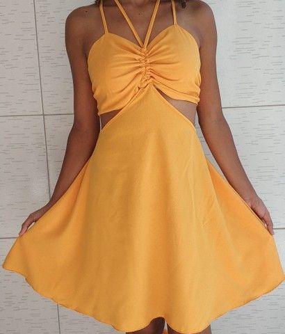 Vestido curto - Foto 3