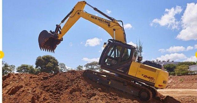 Escavadeira E245C-EVO - Foto 2