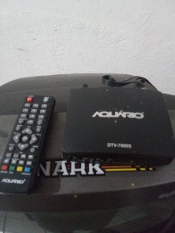 vendo TV e receptor leia com atenção?