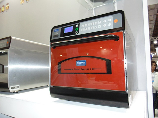 Forno de pizza speed oven forza express pratica (novo) Alecs