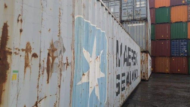 Container Maritimo HC 40 pés -Ultimas unidades - Foto 5