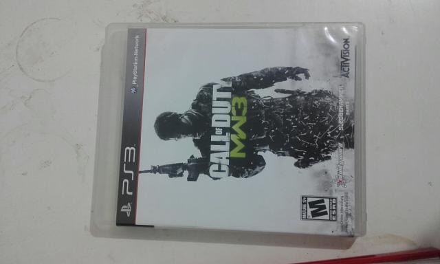 Call of Duty Modern Warfare 3 (ps3)
