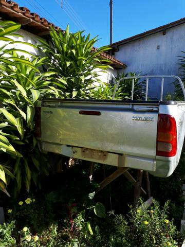 Carroceria Hilux Cabine Simples Ano 2007