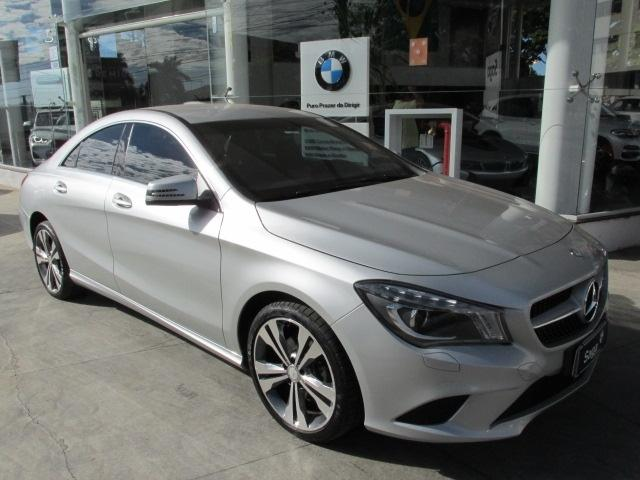 MERCEDES BENZ CLA 200 1.6 URBAN 16V 2014