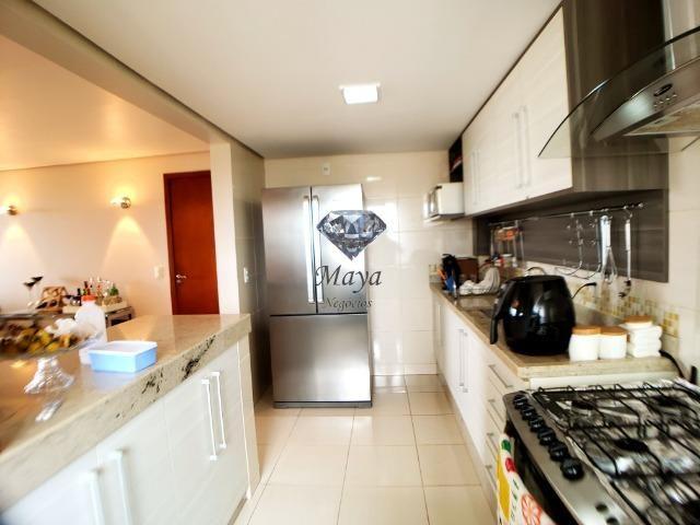 Real Park - Apartamento 3 Quartos, 90 m² c/ armários na 106 Norte - Nascente - Foto 12