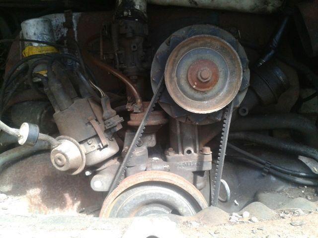 Motor 1.6 Kombi