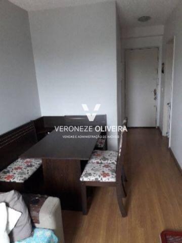 Apartamento à venda com 2 dormitórios em Vila granada, São paulo cod:133