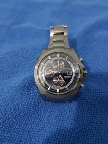 6cd92d473cc Relógio de Pulso Super Titanium Masculino - Bijouterias