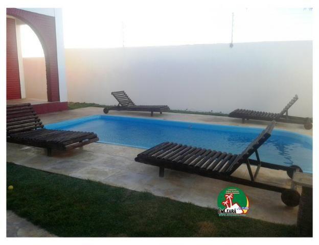 Caponga Praia, 8 quartos, até 30 pessoas - , Reveillon já alugado. Disponível Carnaval - Foto 19