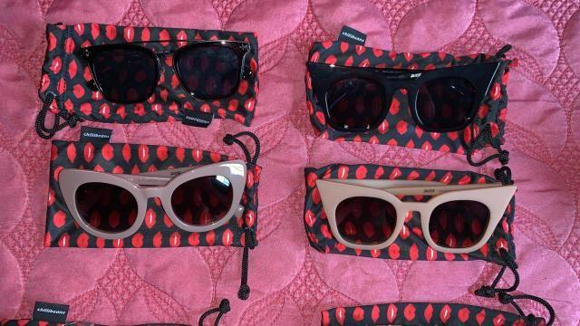 e58ac142b 6 óculos da chilli beans Anitta - Bijouterias, relógios e acessórios ...