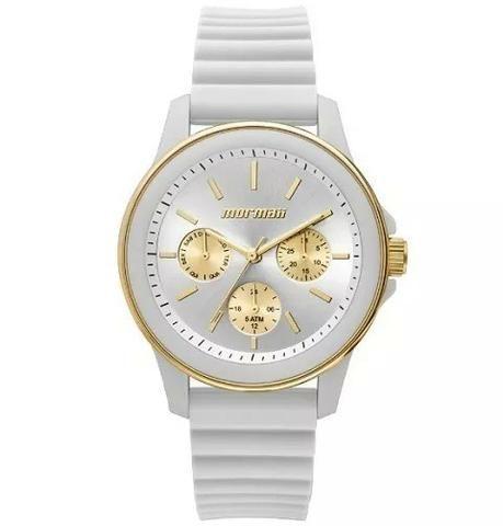 bf585e9f41b Relógio Mormaii Feminino Novo - Bijouterias