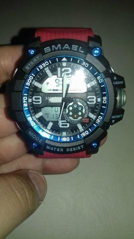 72292f302c1 Lindo Relógio Esportivo S-Shock Importado. - Bijouterias