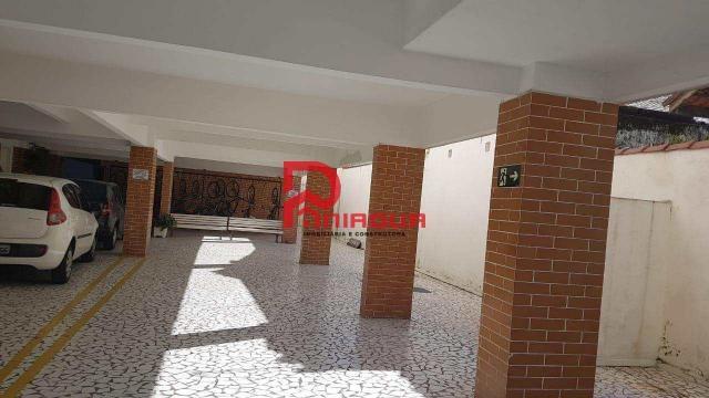 Apartamento para alugar com 2 dormitórios em Guilhermina, Praia grande cod:431 - Foto 5
