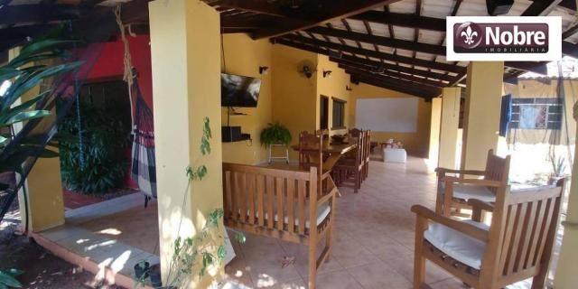 Sobrado para alugar, 272 m² por r$ 4.005,00/mês - plano diretor norte - palmas/to - Foto 6