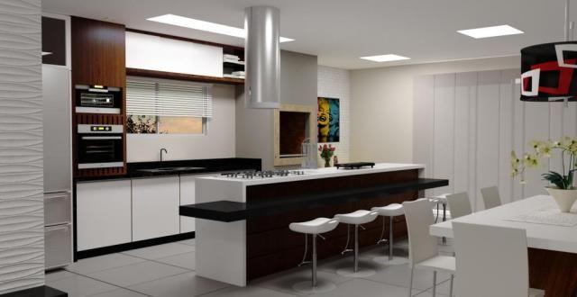 Casa à venda com 4 dormitórios em América, Joinville cod:853 - Foto 2
