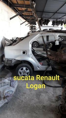 Peças Renault Logan