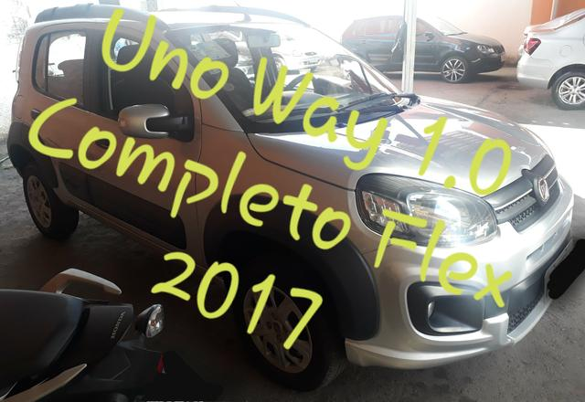 Uno Way 1.0 Completo Flex 2017