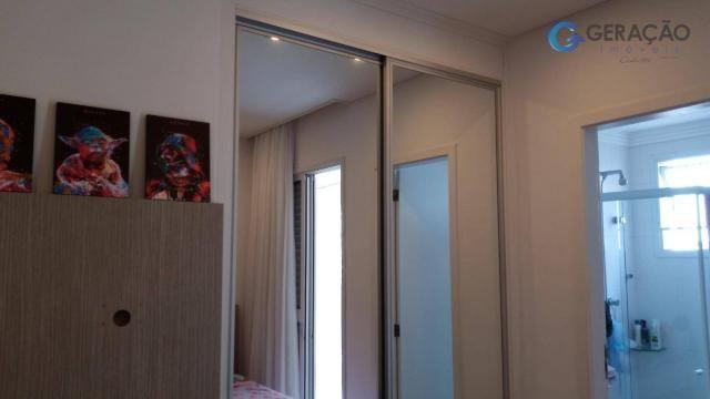 Apartamento com 4 dormitórios à venda, 131 m² por r$ 690.000 - jardim das indústrias - são - Foto 20