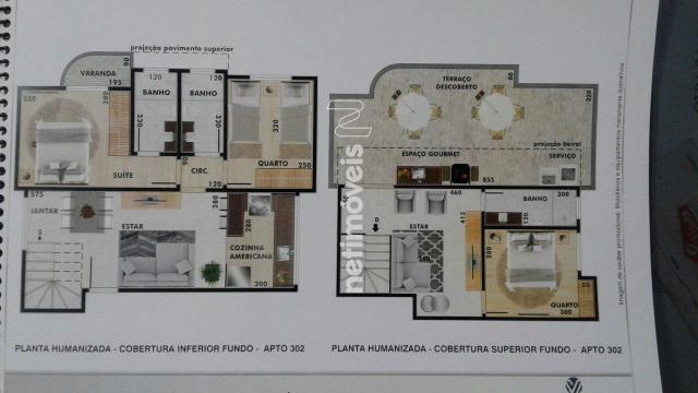 Apartamento à venda com 2 dormitórios em Vila ermelinda, Belo horizonte cod:769616 - Foto 7