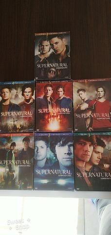 DVDs sobrenatural - Foto 5