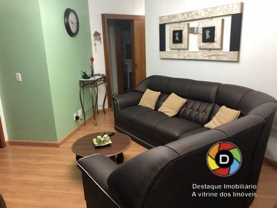 Apartamento 3 quartos semi-mobiliado - bairro exposição - Foto 3