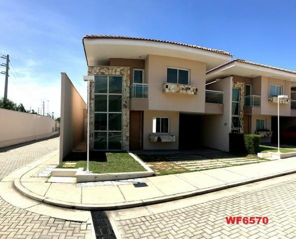 Casa em condomínio para alugar, Condomínio no Eusébio, Precabura, 3 quartos, lazer